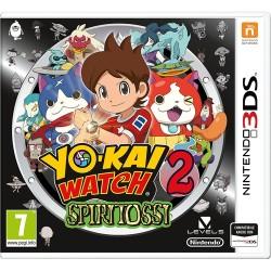 NINTENDO 3DS YOKAI WATCH 2 SPIRITOSSI