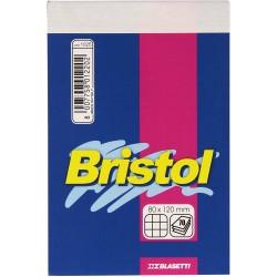 BLASETTI CONFEZIONE 10 BLOCCHI BRISTOL A7 5M