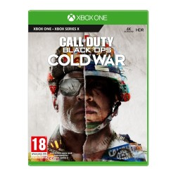 ACTIVISION BLIZZARD XBOX ONE CALL OF DUTY: BLACK OPS COLD WAR