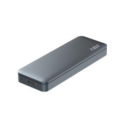 ADJ BOX ESTERNO PER M2 SATA USB 3.0 ALLUMINIO 120-00026