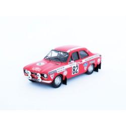 BRUMM FIAT 1100 E VIGILI DEL FUOCO DI BRUNICO 1947 1:43