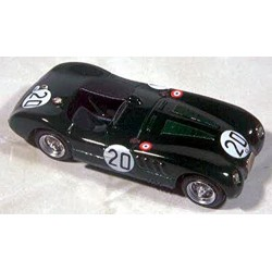 BRUMM FIAT 500 C FURGONCINO ABARTH 1956 1:43