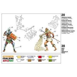 Playmobil 9245 - Skaracchio con catapulta - Dragon Trainer